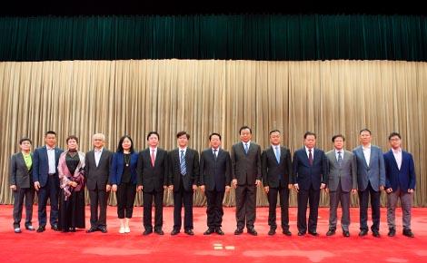 中国慈善联合会新一届领导机构